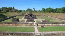 Free Underground Hindu Temple Of Candi Sambisari Stock Images - 20153634