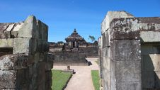 Free Underground Hindu Temple Of Candi Sambisari Royalty Free Stock Photography - 20153657
