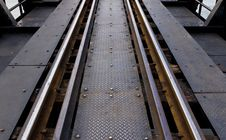 Free Railroad Track Royalty Free Stock Image - 20153706