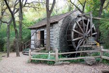 Old Watermill Royalty Free Stock Image