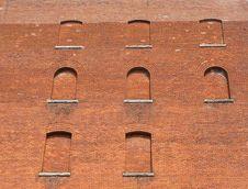 Free Brick Windows Stock Photos - 20154193