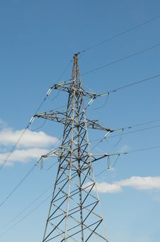 Free Electric Pole Stock Photo - 20154360