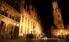 Free Travel In Brugge Royalty Free Stock Images - 20154829