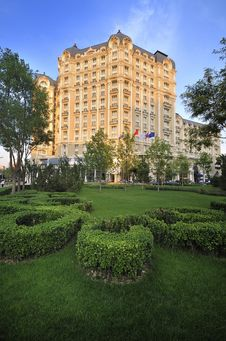 Free Hotel Stock Photography - 20155102