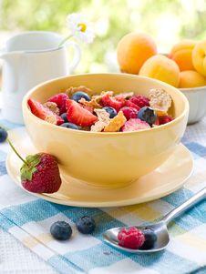 Free Breakfast Stock Image - 20155281