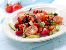 Free Salad Royalty Free Stock Images - 20155409