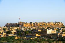 Jaisalmer City Royalty Free Stock Images