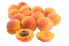 Free Apricots Stock Photography - 20155902