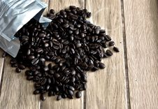 Free Coffee Beans Stock Photography - 20156072