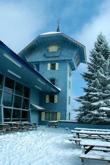 Free Beech Mountain Restaurant Stock Photography - 20156342