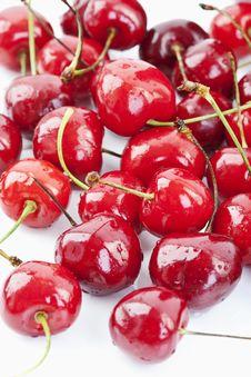 Free Seasoned Cherries Stock Images - 20156344