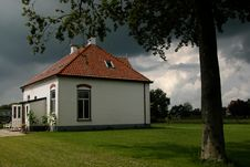 Free Dutch Country House Stock Photos - 20156393