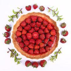 Free Strawberry Tart Stock Photos - 20157183