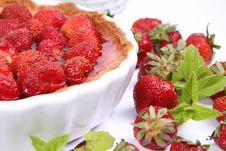 Free Strawberry Tart Stock Photos - 20159523