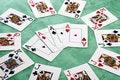 Free Circle Of Cards Royalty Free Stock Photos - 20161298