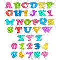 Free Alphabet Royalty Free Stock Photo - 20163285