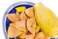 Free Papaya Fruit Sliced Royalty Free Stock Images - 20165379