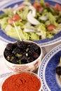 Free Dry Black Olives Stock Images - 20168374