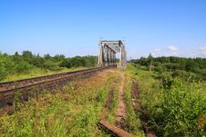 Free Old Railway Bridge Stock Images - 20160294