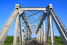 Free Railway Bridge Royalty Free Stock Photo - 20160345