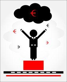 Free Cloud Of Money Stock Photo - 20161700
