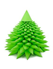 Free Toy Christmas Tree Stock Photography - 20161792