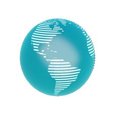 Free 3d Globe Stock Photography - 20162582