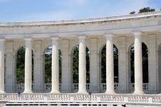Free Arliington National Cemetery Amphitheater Stock Photos - 20163113