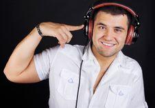 Free Picture Of Happy DJ Stock Photos - 20163513