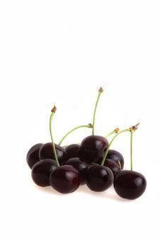Free Cherries Royalty Free Stock Photo - 20163625