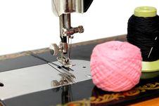 Free Sewing Machine Stock Photo - 20164270