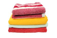 Free Colorful Towels Stock Photos - 20164283