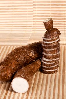 Free Cassava Root Royalty Free Stock Images - 20165159