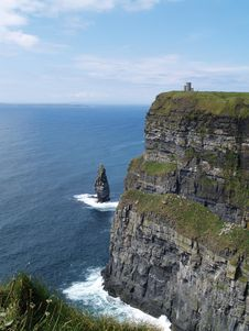 Free Cliffs Of Moher 2 Royalty Free Stock Photography - 20165447