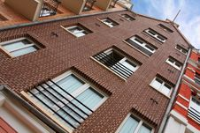 Free Image Of Brick Building Royalty Free Stock Photo - 20165975