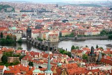 Free Cityscape Prague, Charles Bridge Stock Photos - 20166713