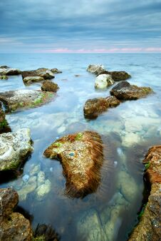 Free Beautiful Seascape. Stock Photography - 20169402