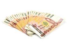Free 1000 Baht Banknotes Royalty Free Stock Image - 20169616
