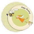 Free Birthday Card With Fairy Stock Photo - 20170490