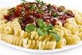 Free Fusilli Pasta Stock Photo - 20172710