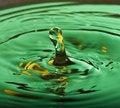 Free Water Drop Splash Royalty Free Stock Photo - 20173235