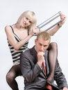 Free Beautiful Couple Stock Photography - 20174372