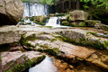 Free Mountain Waterfall Royalty Free Stock Photography - 20176127