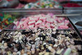 Free Mixes Liquirice Sweets Stock Image - 20178591