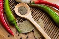 Free Spices Stock Images - 20173794