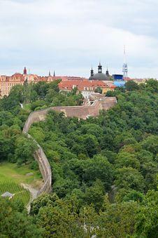 Free Stone Walls In Prague Stock Photo - 20174160