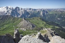 Free Italian Alps, Dolomites Royalty Free Stock Images - 20174609