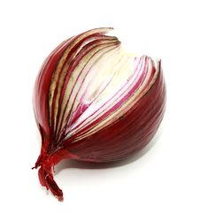 Free Red Onion Royalty Free Stock Photography - 20174747