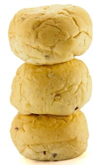 Free Bun Breads Stock Photography - 20175372