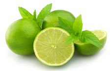 Free Citrus With Mint Stock Photo - 20175880